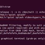 defualt grub file ubuntu