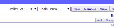 zeroshell firewall input chain